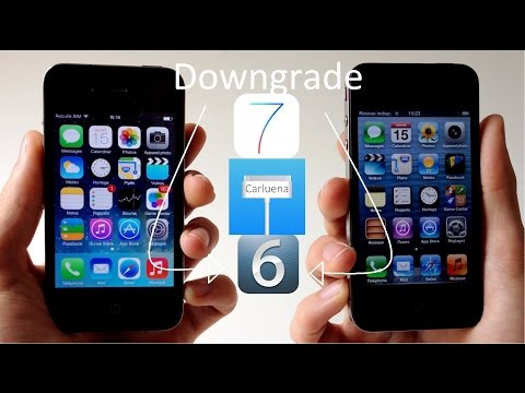 Downgrade iOS 6 iPhone 4 SIN SHSH 2017 + explicación untethered (normal boot)