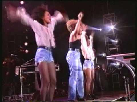 Tina Turner - Legs (Live)