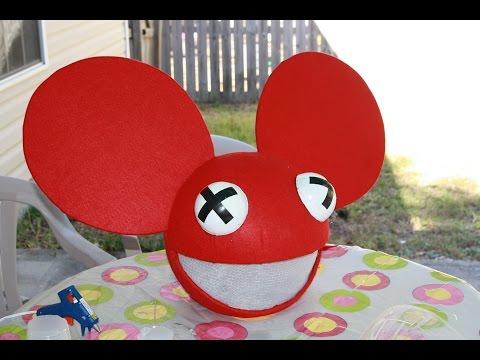 Halloween Project - Deadmau5 Head
