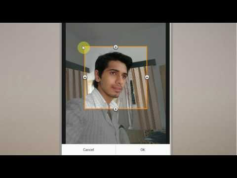 How to change whatsapp profile pic in Youwave for android  [HD + Narration]