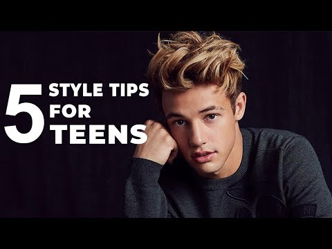5 BEST STYLE TIPS FOR TEENS |  Affordable Fashion for Students | ALEX COSTA