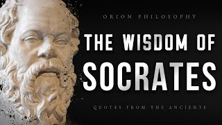 Socrates - QUOTES FOR LIFE | Ancient Greek Philosophy | Philosophy Quotes