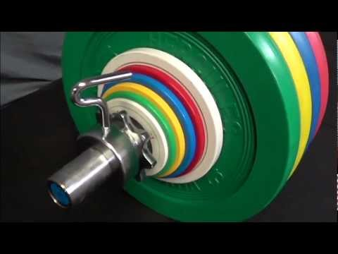 Hercules Olympic Weightlifting Package