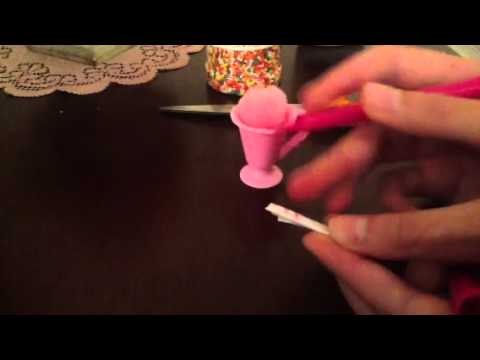 Crafting with Julie:How to make a milkshake