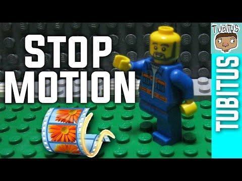 Como hacer una animacion stop motion en movie maker tutorial
