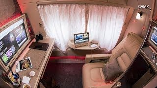 New Boeing 777 First Class Travel Experience | Emirates Airline