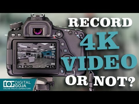 Can a Canon EOS 80D Record 4K? | FAQ