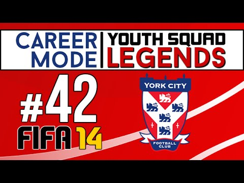 PS4 | FIFA 14 Career Mode | Youth Squad Legends 4 | Ep. 42