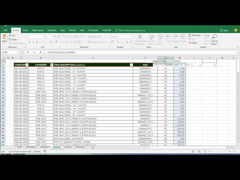 17-Fix Microsoft Excel when formulas are not working (Excel formula not automatically updating)