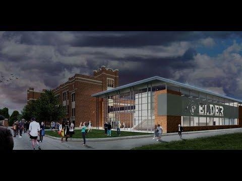 Elder announces plans to build fitness center thanks to alum's generosity