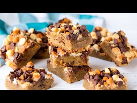 How to Make Slow Cooker Chocolate Chip Cookie Bars