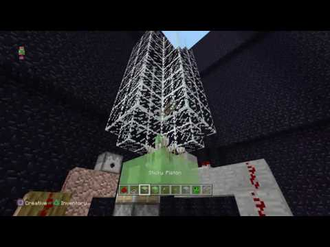 Minecraft Creative Building Traps and Stuff Capture The Beacon