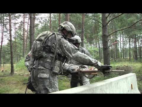 2011 USAREUR EFMB_Combat Testing Lane 3
