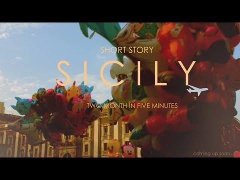 MY BIG SICILIAN TRIP, ITALY