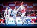 ِAaron Cook (MDA) -Taekwondo Highlights #notaptapkicks !!