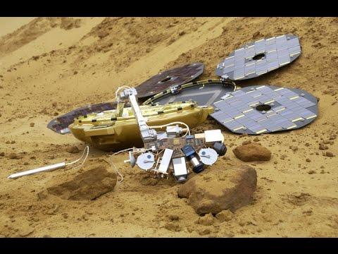 UK's Lost Beagle 2 Mars Lander, Missing Since 2003, Found in NASA    January 16, 2015