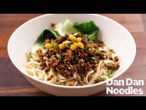 Dan Dan Noodles (担担面)