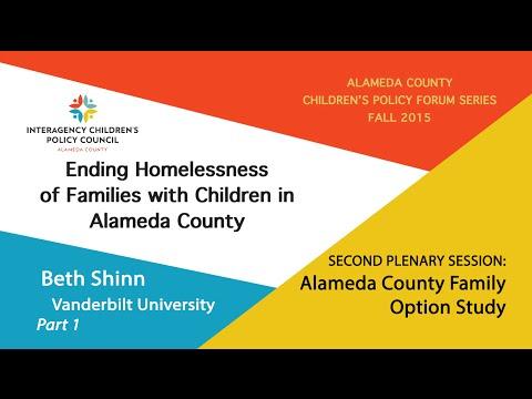 12 Beth Shinn - State of Family Homelessness pt1