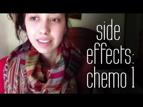 Bad Side Effects After First Chemo | Hodgkin's Lymphoma