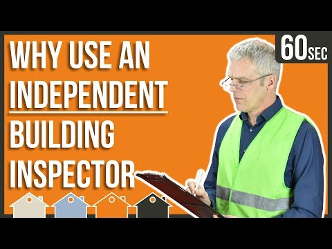 Building Inspector Vs Approved INDEPENDENT Inspector | Investment Property Inspection | Real Estate