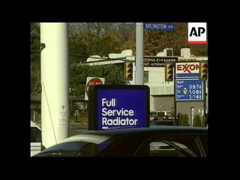 USA: EXXON & MOBIL MERGER