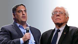 Bernie Sanders Retracts Endorsement of Cenk Uygur for Congress