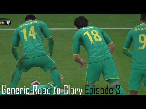 Generic road to glory ep3 Odemwingie's rampage