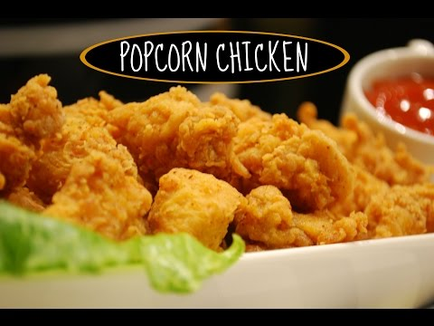 KFC Style Popcorn Chicken Recipe