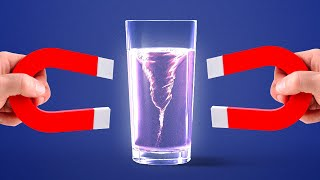 29 SCIENCE TRICKS that look like real MAGIC