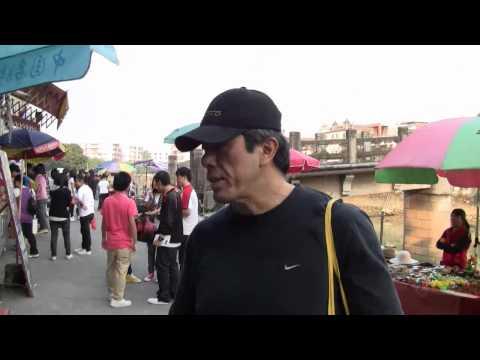 Shopping At Street Market In Kaiping, China  (Hoiping Near Toisan)
