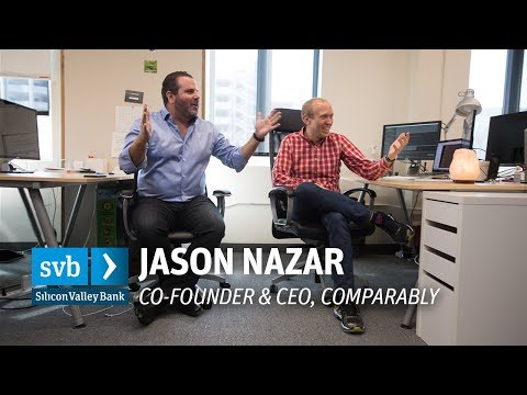 Jason Nazar, Comparably: How to deal with the emotion of building a startup