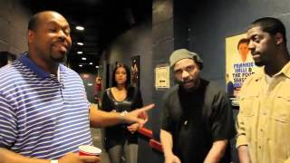 Download KEVIN HART INTRODUCES YOU TO THE PLASTIC CUP BOYZ (BEHIND THE SCENES) WEBISODE 1 Video