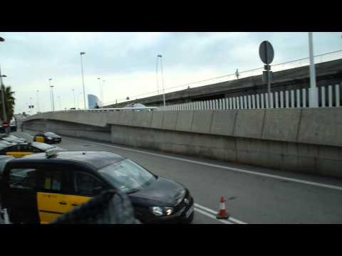 Barcelona City Tour & City Center Transfer Excursion Bus Starting