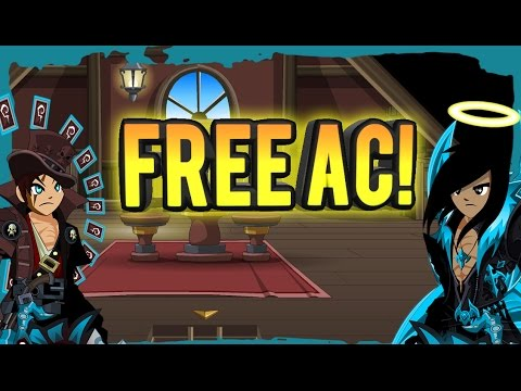 -AQW- How To Get Free AC! (100 per day)