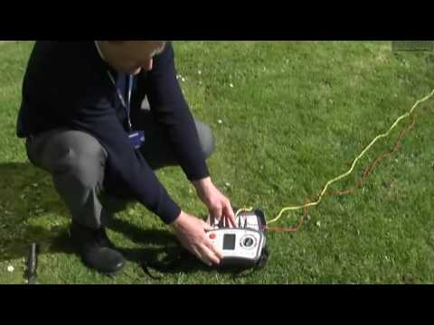 Earth Electrode Test