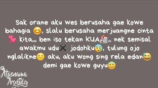 Status Whatsapp Bahasa Jawa Videos 9videos Tv