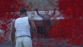 A Very Scary Easter Egg in GTA 5! (Ghost)