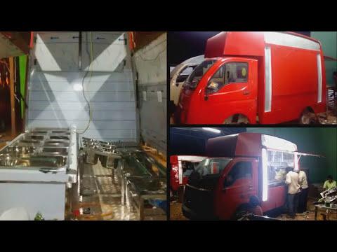 Food truck manufacturers - Saint Automotive Body Designers, Hyderabad