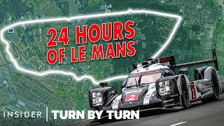24 Hours Of Le Mans Champion Breaks Down The World's Most Famous Race | Turn By Turn
