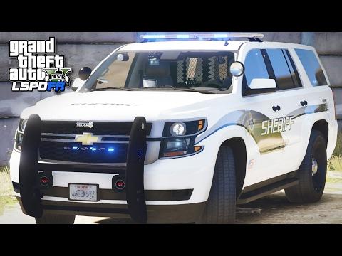 GTA 5 LSPDFR SP #245 - Slow Speed Pursuit - PlayTunez World