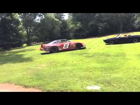 Dale Earnhardt Jr. Chevy Monte Carlo Rumbling - Gene Felton Restorations