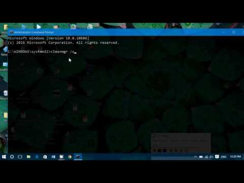 Tips and tricks How to enable the hidden Disk cleanup utility options using Command Prompt
