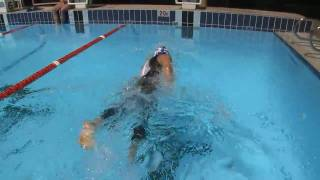 Freestyle Stroke Analysis: Pro Triathlete Scott Neyedli