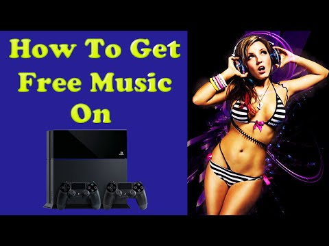 How To Get Free Music On PS4
