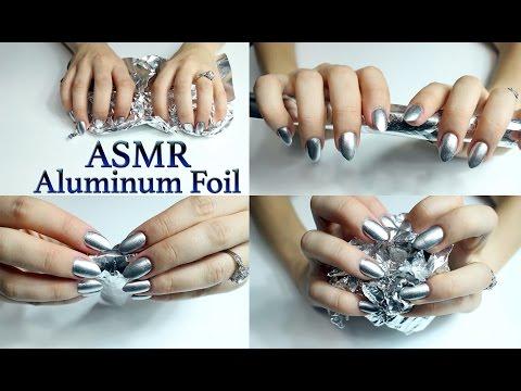 ASMR Aluminum Foil