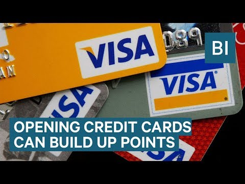 Credit Card Trick To Get Millions Of Free Miles