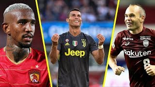 THE FIRST GOALS OF NEW TRANSFERS