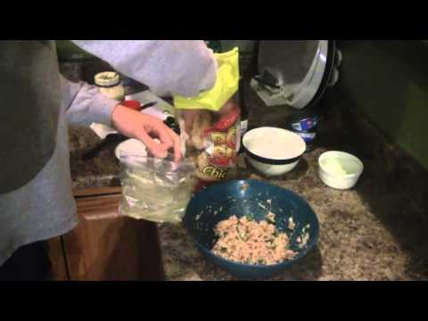 Easy Tuna Cakes Recipe