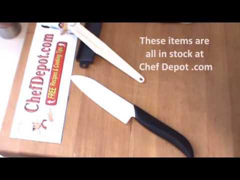 ceramic knife sharpening service