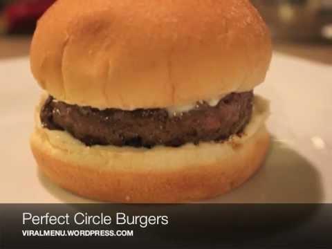 Perfect Burgers - Viral Menu